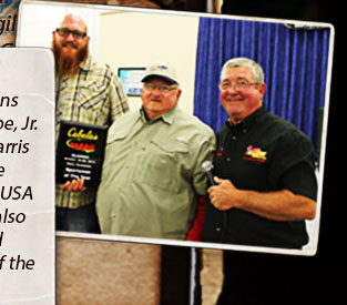 Roy Cape, Jr. and  Robert Harris finished first place using our Fish Food Pellets! Congratulations!